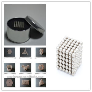 Magnetic Ball Neocube 3mm/5mm for Sale pictures & photos