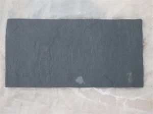 Top Grade Own Quarry Natural Black Slate Roof Tile pictures & photos