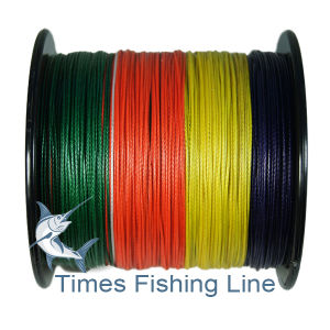 Multicolor Braided PE Fishing Line