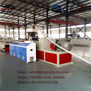 PVC Foam Board Machine / PVC Crust Foam Board Production Line PVC Crust Foam Board Extruder Machine PVC Crust Foam Board pictures & photos