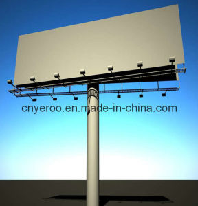 Double Sided Advertising Outdoor Billboard (Model A) pictures & photos