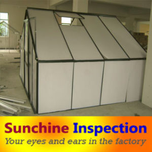 Customized Steel Structure House /Stainless Steel and Aluminum Product Inspector pictures & photos