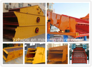 Single Deck Vibrating Screen for Sand pictures & photos