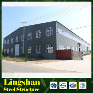 Low Cost Construction Design Prefab Steel Structure Frame Warehouse pictures & photos
