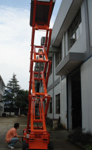 6m Electric Scissor Lift with CE Certificate (JCPTZ610HD) pictures & photos