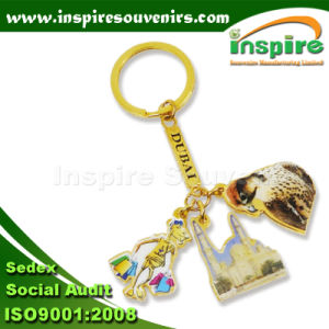 Dubai Charm Keychain for Souvenir Gift (SK902) pictures & photos