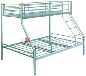 Comfortable and Durable School Dormitory Steel Frame Bunk Bed pictures & photos