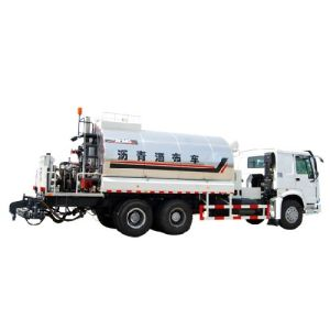 Ce Approved Asphalt Distributor with Spraying Width 200-6000mm pictures & photos