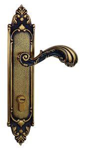 Antique Style Solid Brass Villa Door Lock pictures & photos