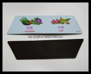 Education Paper Refridge Magnet, DIY Fridge Magnet Children Toy, pictures & photos