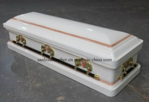 New American Style Sold Wooden Caskets pictures & photos