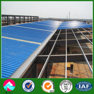 Low Cost Light Steel Structure Prefabricated Steel Building pictures & photos