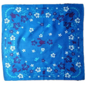 Custom Design Cotton Printing Square Bandanna Cotton Scarf pictures & photos