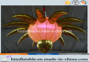 Inflatable Balloon Decorations, LED Lighting Hanging Inflatable Star 002 for Party, Stage, Show, Nightclub Decoration