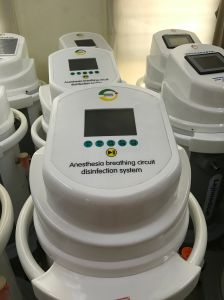 Touch Screen Anesthesia Breathing Circuit Disinfection System Ds503 pictures & photos
