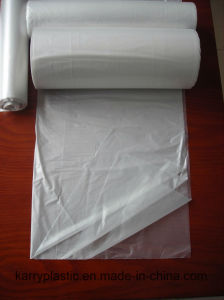 HDPE Plastic Refuse Bags pictures & photos