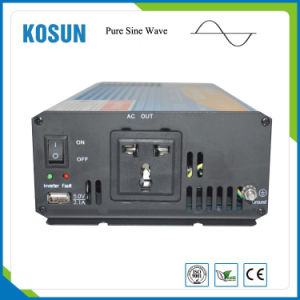 off Grid Pure Sine Wave Power Inverter 12V 220V 1000W pictures & photos