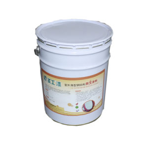 Outdoor Thin Fire Proof Coating for Steel Structure
