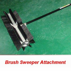 Brush Sweeper Attachment pictures & photos