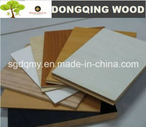 Melamine Paper Overlaid MDF Board From China Factory pictures & photos