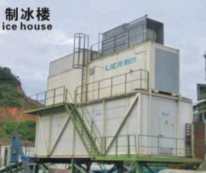 for Readymix Concrete Plant 30mt Per Day Flake Ice Plant pictures & photos