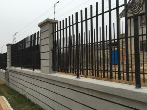 Galvanized Steel Pipe, Wrought Iron Fence pictures & photos
