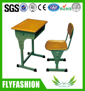 Cheap Price Adjustable Durable School Table and Chair Sets (SF-41S) pictures & photos