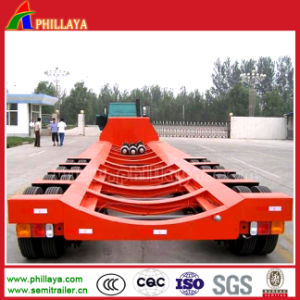 4 Axles Extendable Wind Blade Transport Trailer pictures & photos