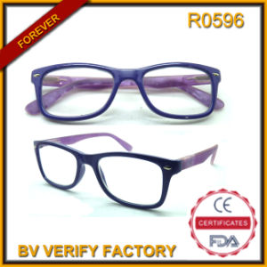 R0586 Promotion Reading Glasses Plastic Cheap Frame pictures & photos