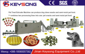 Automatic Chewing Dog Food Snack Food Machine pictures & photos