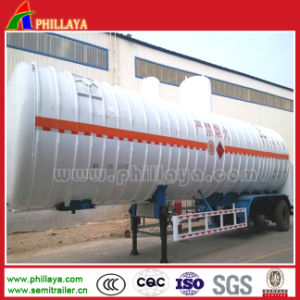 Liquefied Natural Gas Tank Transport Semi Trailer LNG Tanker pictures & photos