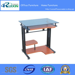 Glass Design Office Computer Table (RX-8307)