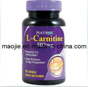 Natrol L-Carnitine Fat Burning Weight Loss Slimming Capsule (MJ-500mg*30caps) pictures & photos