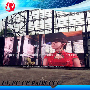 LED Video Wall HD P10 Outdoor LED Display for Adversiting pictures & photos