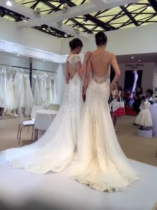Hot Sale Style Popular Wedding Dresses pictures & photos