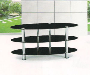 Glass TV Stand (TV-66)