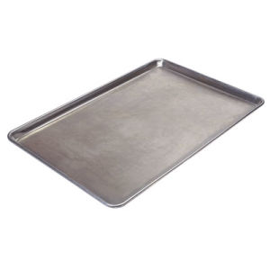 how to clean aluminum baking pans