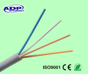 4 Core Telephone Cable Rj11 4p4c with High Quality pictures & photos