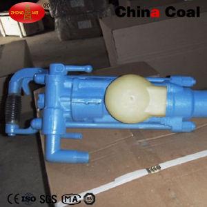 China Portable Handheld Pneumatic 7655 Rock Drill Jackhammer Machine pictures & photos