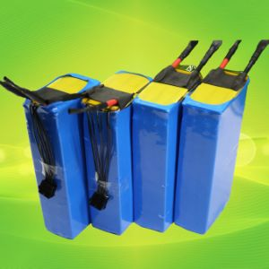 24V/36V 10ah 20ah Lipo Battery for E Bike pictures & photos