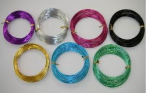 Aluminium Color Flat Wire for Art pictures & photos