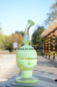New Color Fab Egg Glass Water Pipe Smokng Pipe