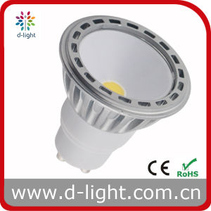 Europe LED Lighting 4W 6W LED COB GU10 Spotlight