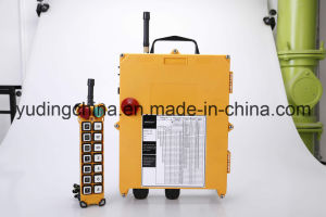 Industrial Wireless Radio Remote Control for Hoist F21-14D pictures & photos