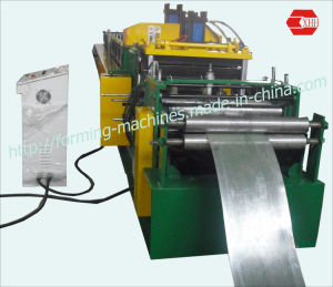 Z Purlin Forming Machine with Pre-Punching and Pre-Cutting Z Channel Forming Machine pictures & photos