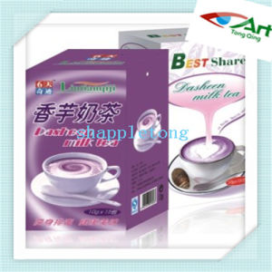 Slimming Dasheen Milk Tea pictures & photos
