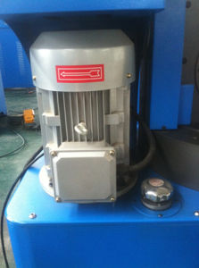 Equal to Finnpower Updated Super Thin Hydraulic Hose Crimping Machine pictures & photos