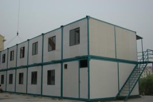 Fast Construction Prefabricated Modern Modular House pictures & photos