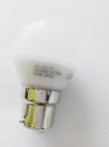 3W 250lm SMD 270degree G45 LED Bulb pictures & photos