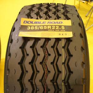 High Quality Supersingle Truck Tires 385/65r22.5 (DR816) pictures & photos